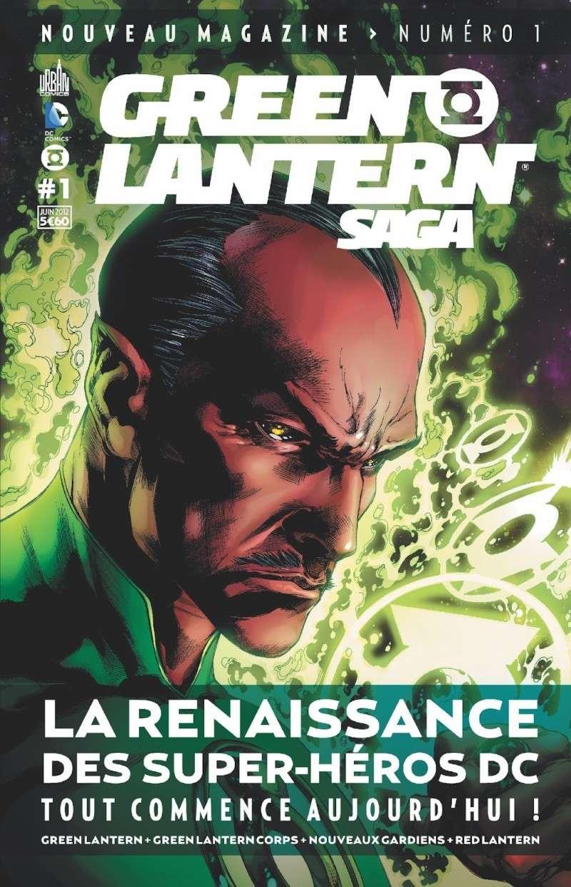 Green Lantern Saga [Mensuel] News_187