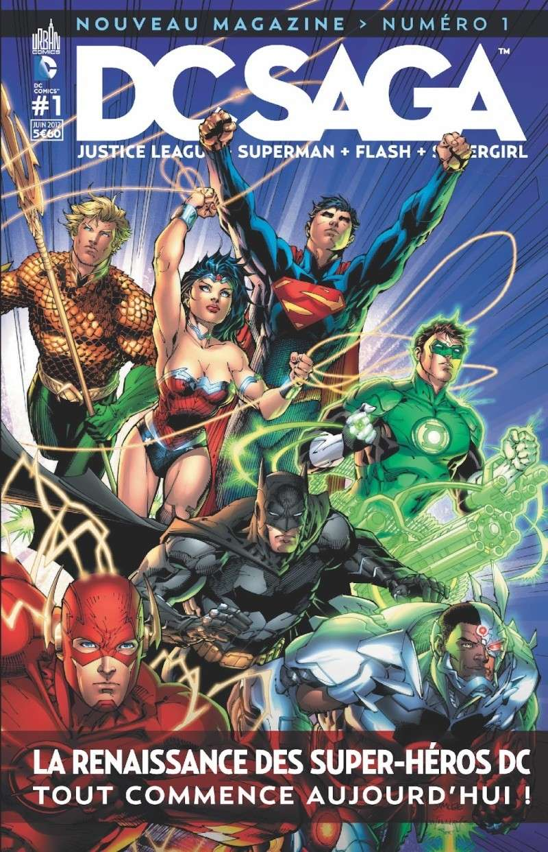 DC Saga [Mensuel] News_188