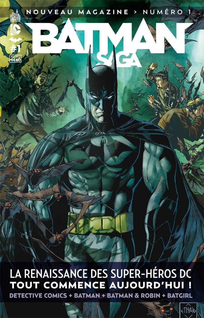 Batman Saga [Mensuel] News_189