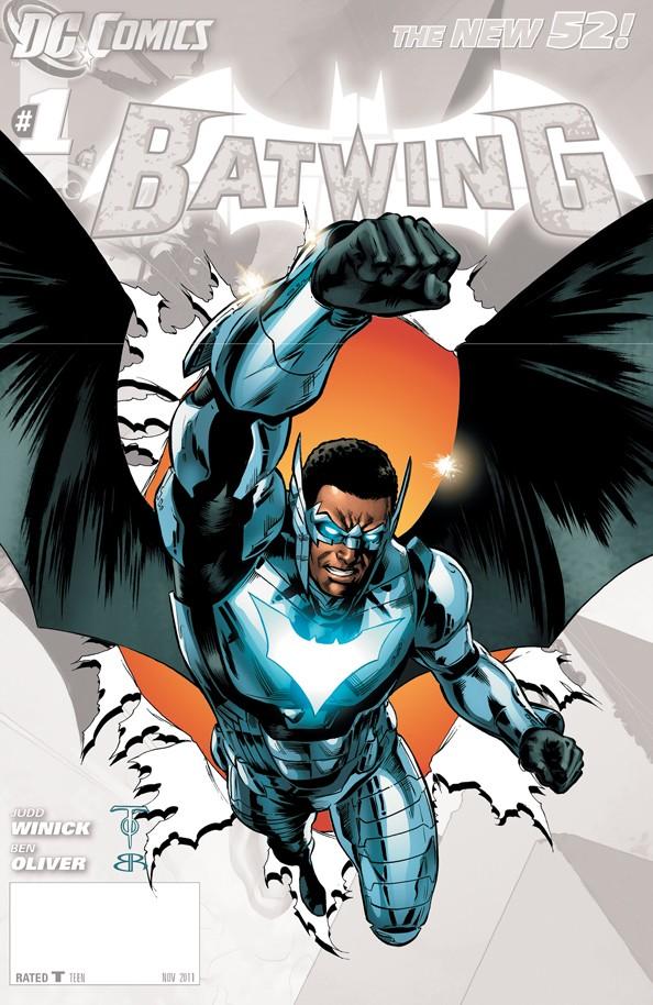 Batwing [Nouvelle Série] - Page 4 News_218