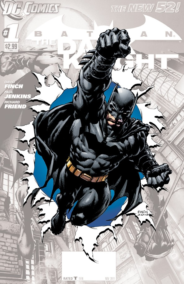Batman: The Dark Knight [Nouvelle Série] - Page 2 News_220