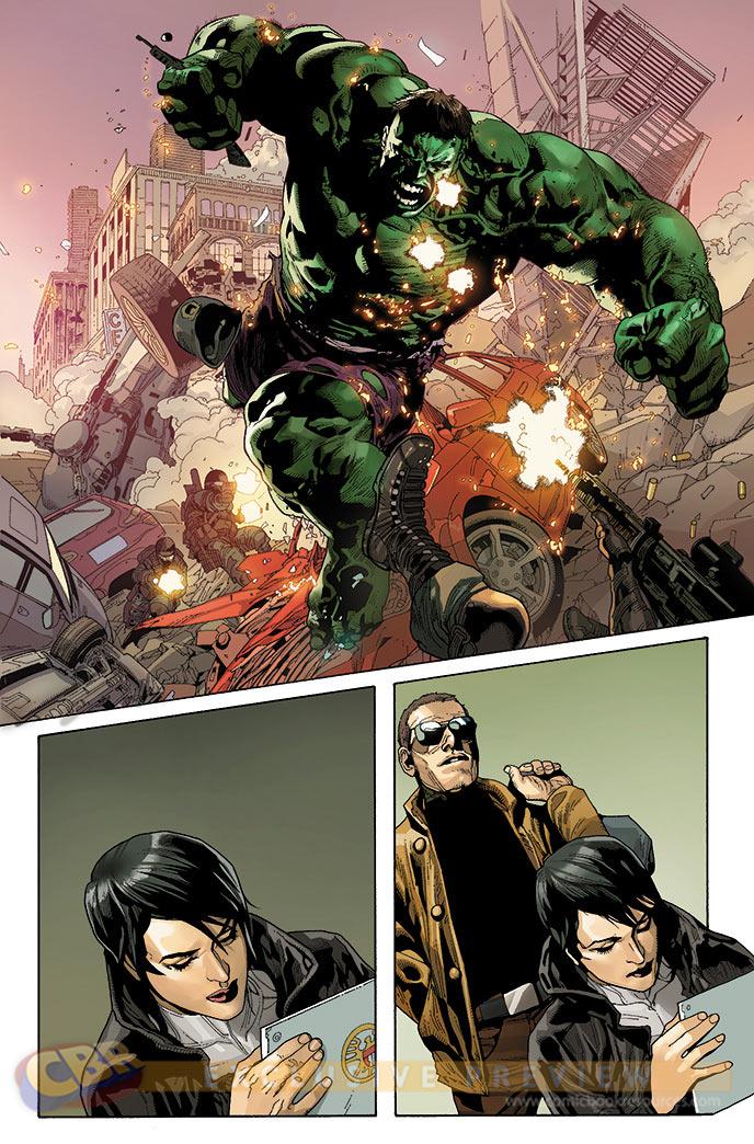 Indestructible Hulk #1-5 [Nouvelle série] News_249
