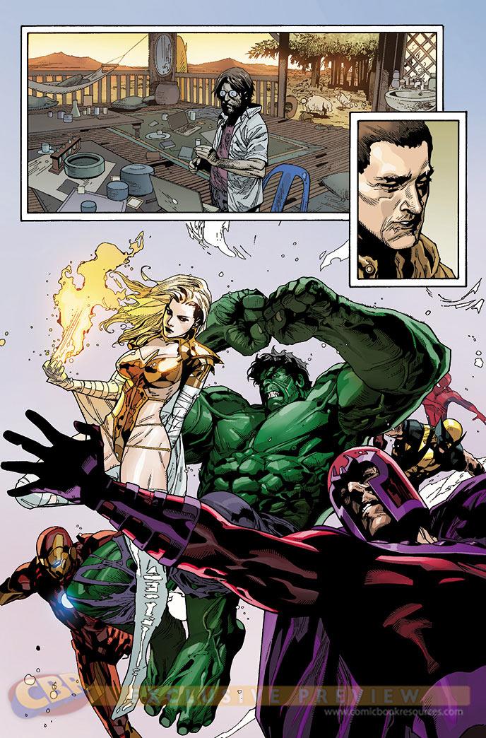 Indestructible Hulk #1-5 [Nouvelle série] News_250