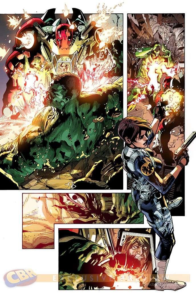 Indestructible Hulk #1-5 [Nouvelle série] News_251