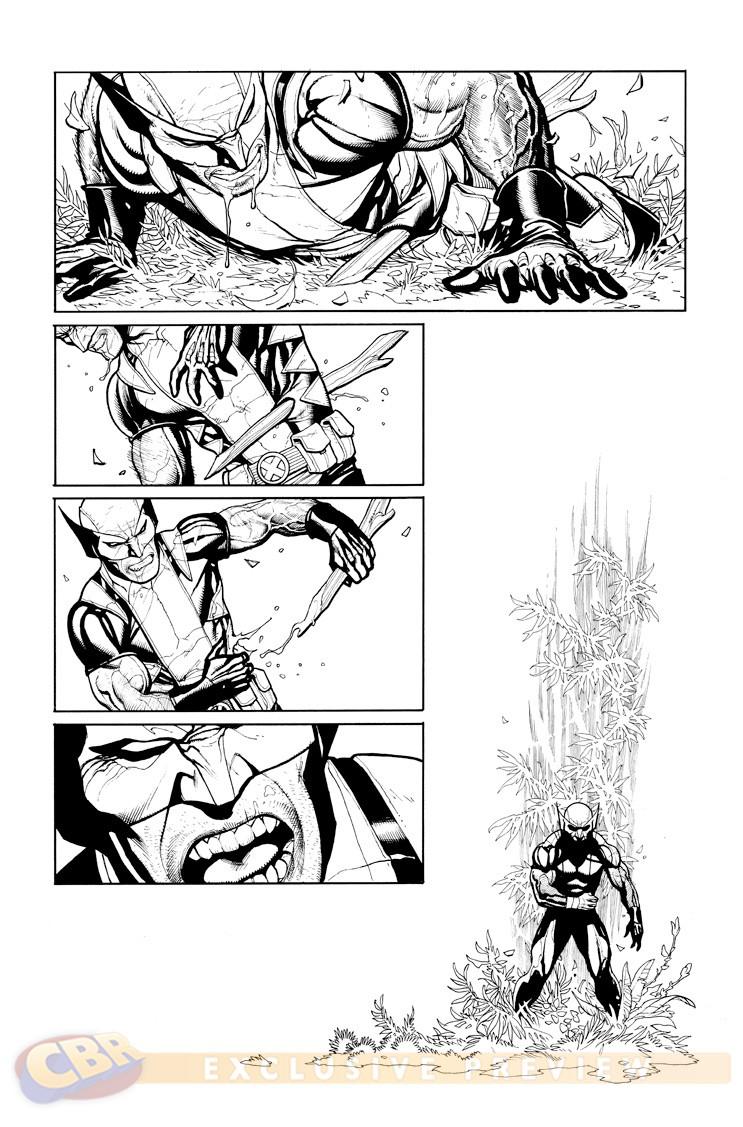 Savage Wolverine #1-5 [Nouvelle série] News_264