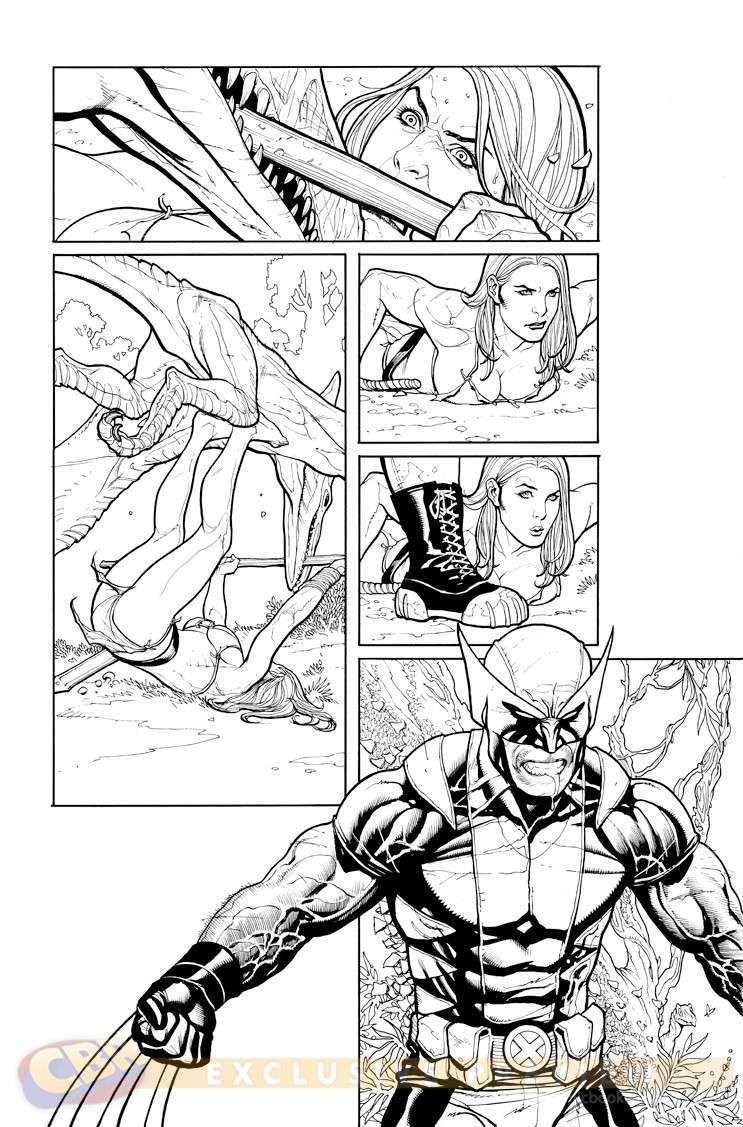 Savage Wolverine #1-5 [Nouvelle série] News_265