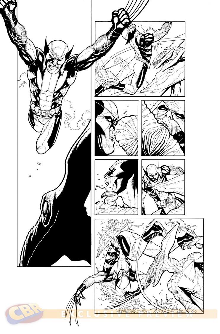 Savage Wolverine #1-5 [Nouvelle série] News_266