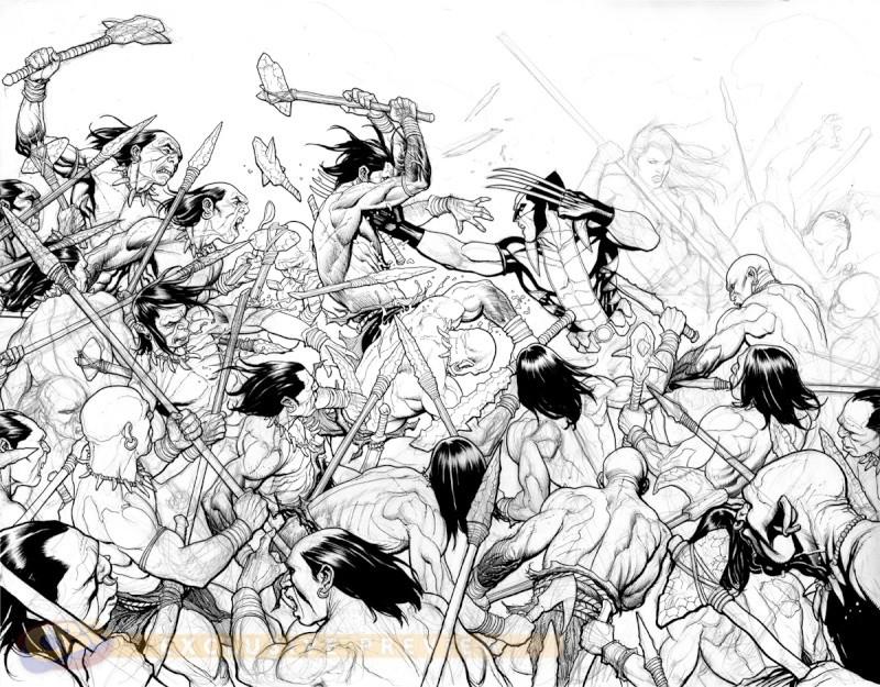 Savage Wolverine #1-5 [Nouvelle série] News_267