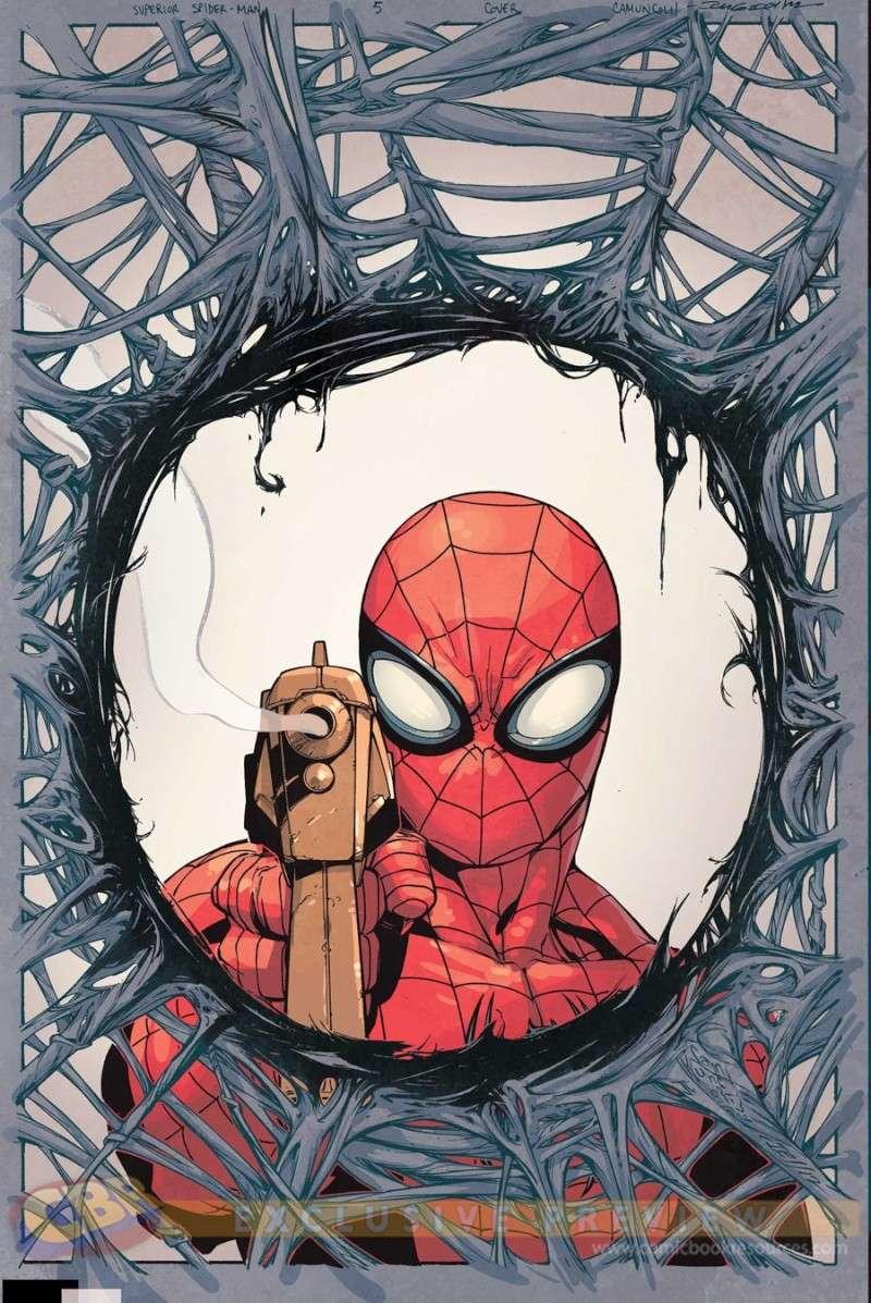 Superior Spider-Man #1-6 [Nouvelle série] - Page 2 News_306