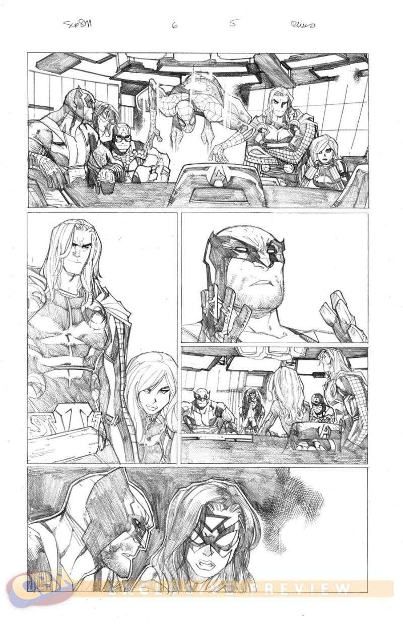 Superior Spider-Man #1-6 [Nouvelle série] - Page 2 News_308