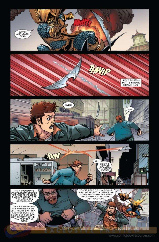 Amazing Spider-Man #695-697 [Cover]   Prv14123