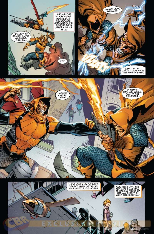 Amazing Spider-Man #695-697 [Cover]   Prv14124