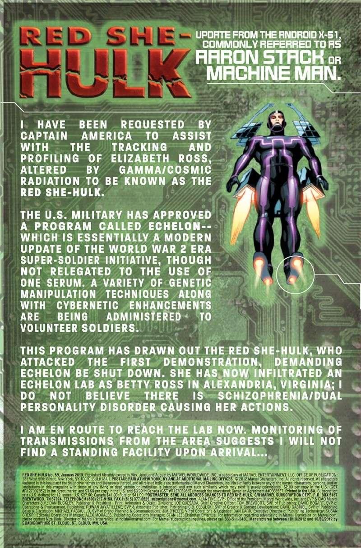 Red She Hulk #58-67 [Cover] Prv14145
