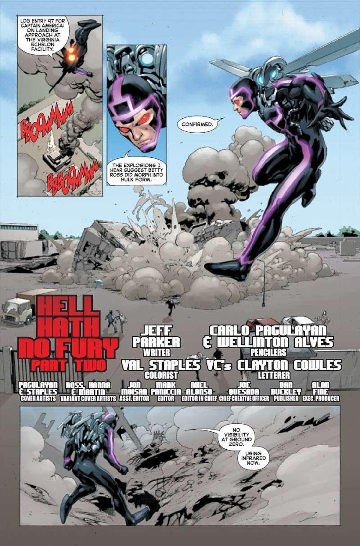 Red She Hulk #58-67 [Cover] Prv14147