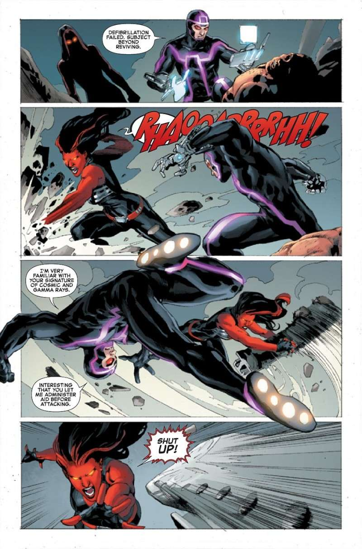 Red She Hulk #58-67 [Cover] Prv14149