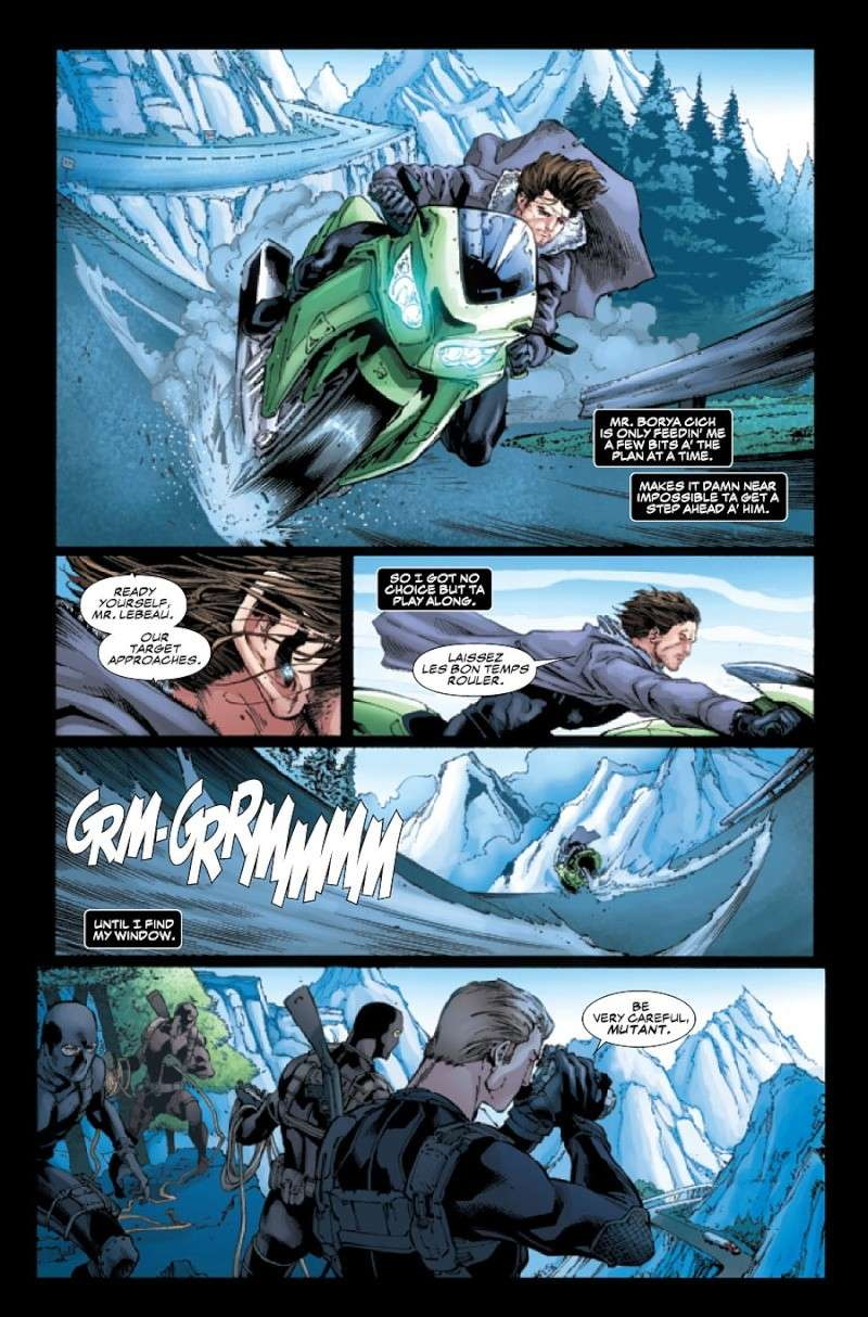 Gambit #1-17 [Cover] - Page 2 Prv14166