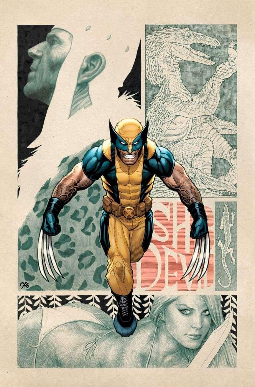 Savage Wolverine #1-5 [Nouvelle série] Savwol10