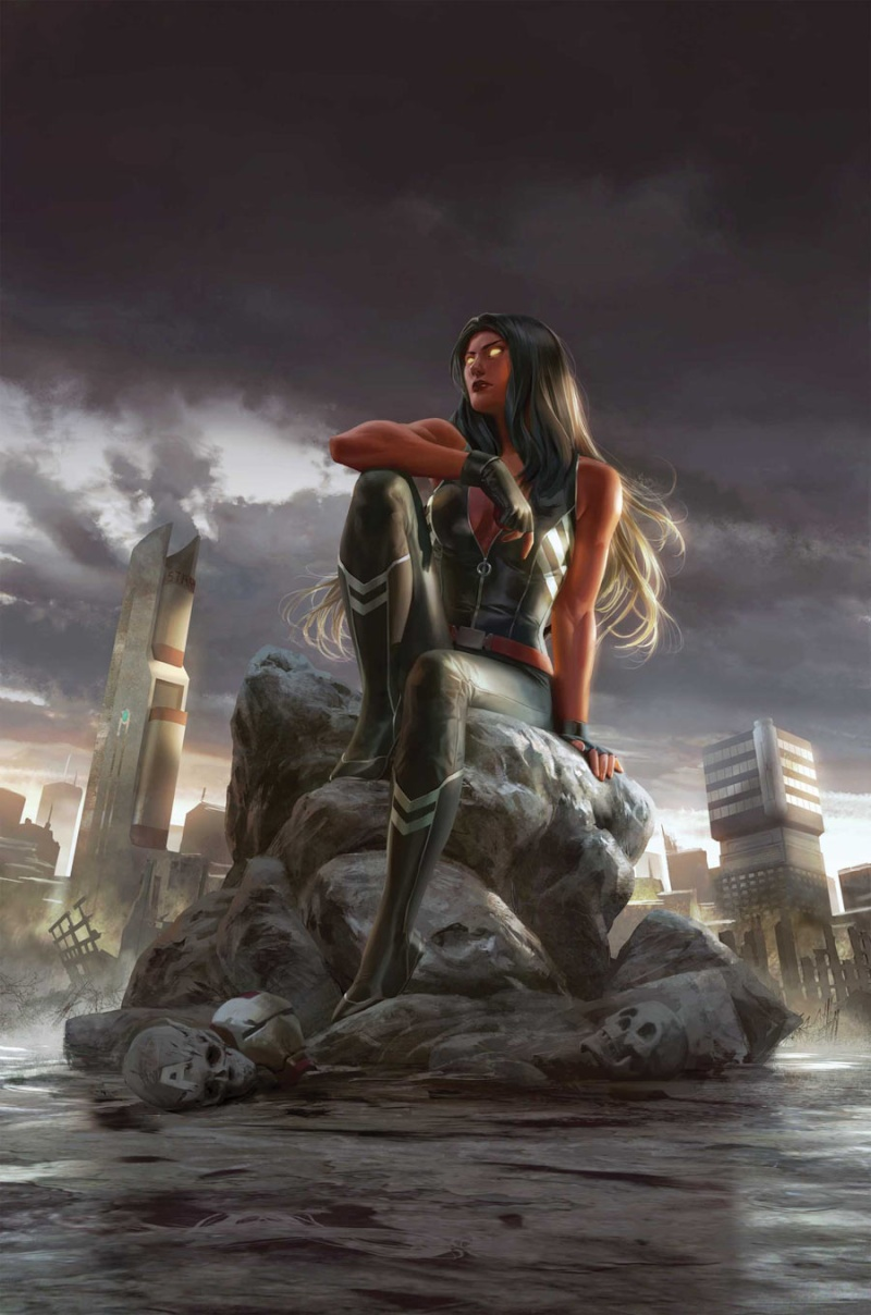 Red She Hulk #58-67 [Cover] Shehul11