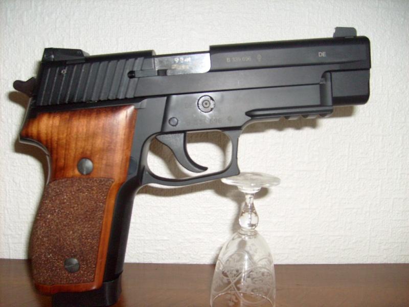 Que Vaut le Pistolet Sig Sauer P229 - 22 LR 01711