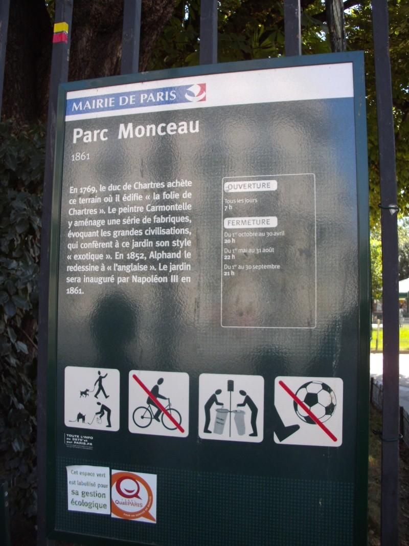 La Folie de Chartres ou le Parc Monceau Pict2611