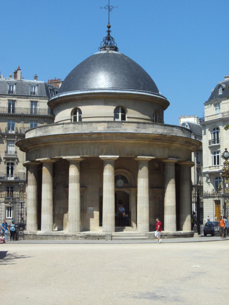 La Folie de Chartres ou le Parc Monceau Pict2630