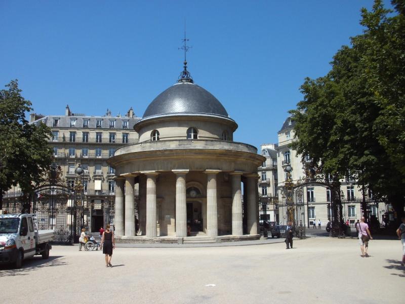 La Folie de Chartres ou le Parc Monceau Pict2631