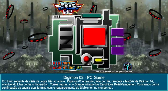 Digimon 02 - PC Game (download) Topo13