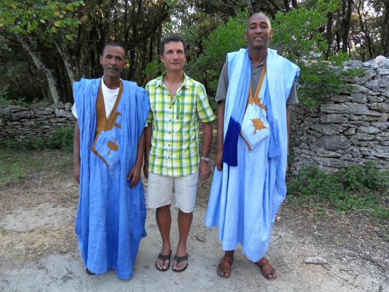Mauritanie, comment faire ? D'autres cyclistes à cette époque ? Jiddou11