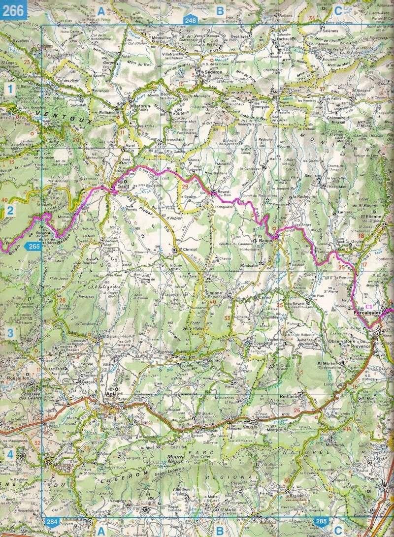 1000 du Sud à Carcès 15-18 septembre 2011 Michel10