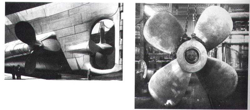 Titanic mod. Academy scala 1:400 da MacPit(Pietro Bollani) - Pagina 5 Eliche11