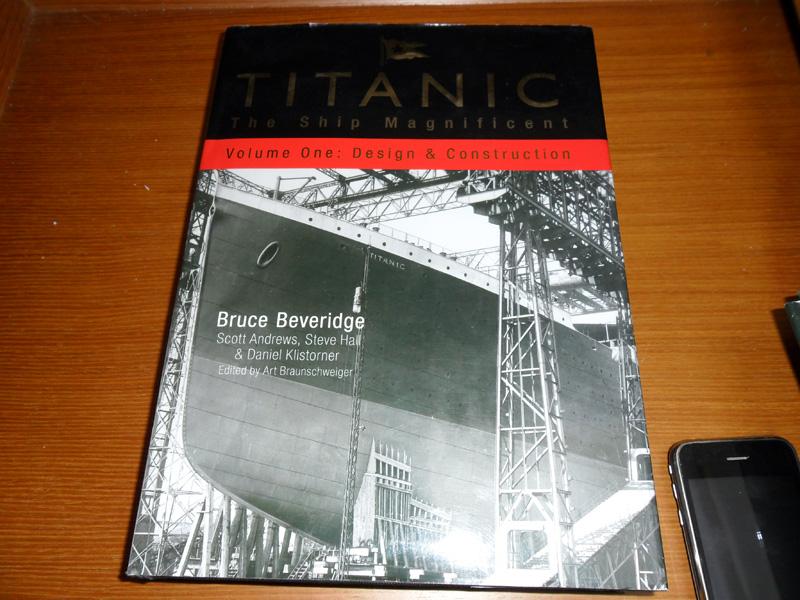 Titanic mod. Academy scala 1:400 da MacPit(Pietro Bollani) Sam_1421