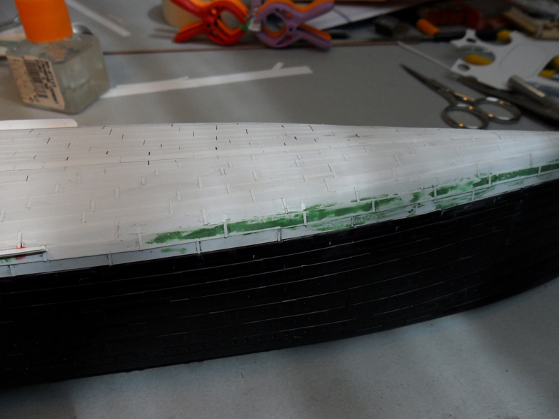 Titanic mod. Academy scala 1:400 da MacPit(Pietro Bollani) - Pagina 2 Sam_1428