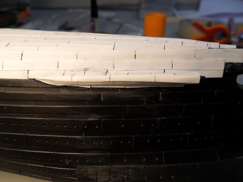 Titanic mod. Academy scala 1:400 da MacPit(Pietro Bollani) - Pagina 2 Sam_1430