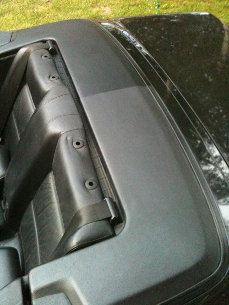 Quelques photos de mon cabi Mtech2 en plein entretien... Img_0211
