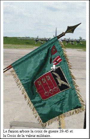 Les unités de la 11e BP décorées 31_05_10
