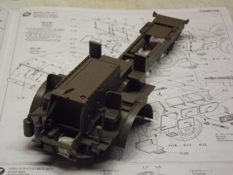 M 26 PACIFIQUE + M4A3(76) Dscf3814