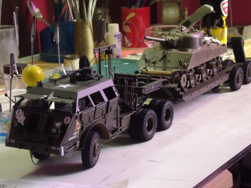 M 26 PACIFIQUE + M4A3(76) M26_510