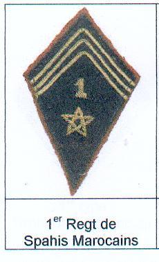 Troupes françaises d'Afrique en 1940- uniformes & insignes 1rsm1010