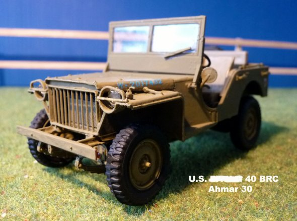 U.S.4X4 Truck BANTAM 40 BRC -  MiniArt 1/35éme 29303910
