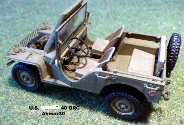 U.S.4X4 Truck BANTAM 40 BRC -  MiniArt 1/35éme 29303911