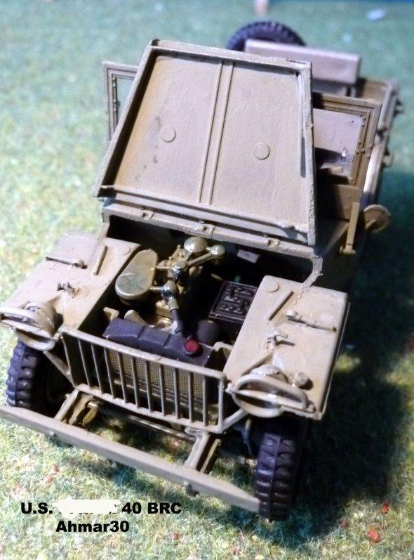 U.S.4X4 Truck BANTAM 40 BRC -  MiniArt 1/35éme 29303912