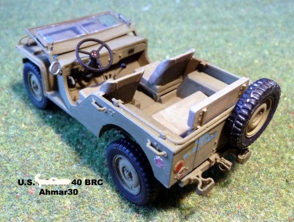 U.S.4X4 Truck BANTAM 40 BRC -  MiniArt 1/35éme 29303913