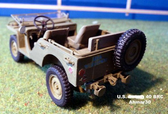 U.S.4X4 Truck BANTAM 40 BRC -  MiniArt 1/35éme 29303914
