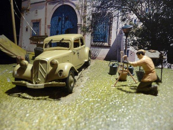 Traction dans le sud Tunisien - Tamiya 1/35éme 29596010