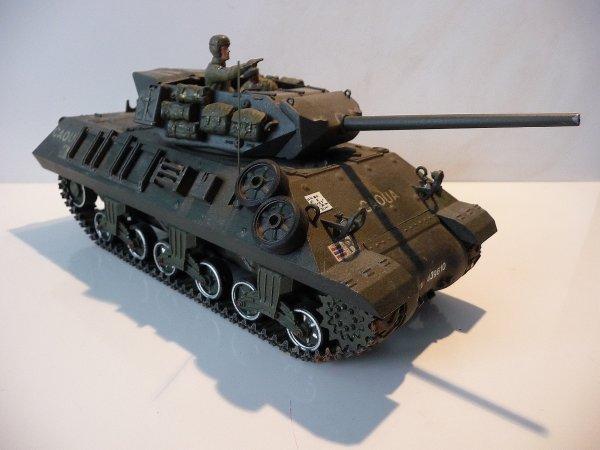 Tank destroyer M10 du 8 éme régiment de chasseurs d'Afrique -Tamiya 1/35éme 30366710
