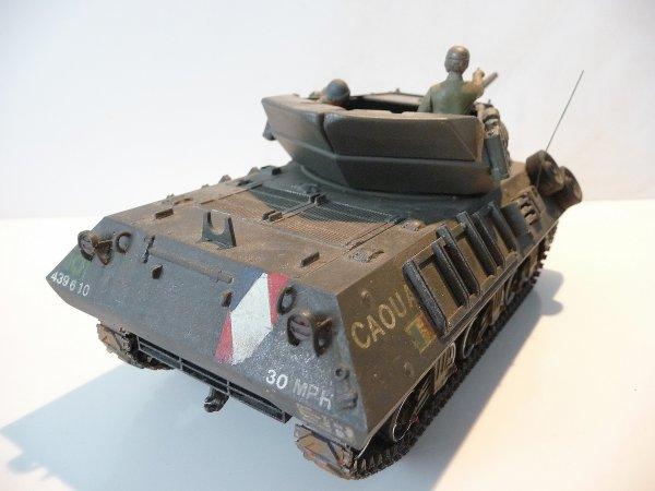 Tank destroyer M10 du 8 éme régiment de chasseurs d'Afrique -Tamiya 1/35éme 30366711