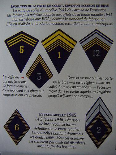 Troupes françaises d'Afrique en 1940- uniformes & insignes 58886010