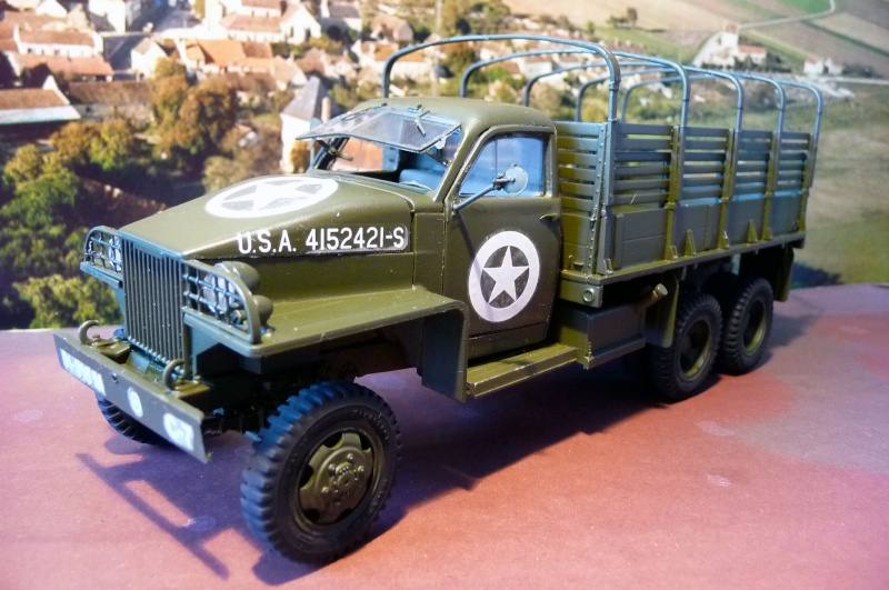 STUDEBAKER US 6 WWII army truck P1020010