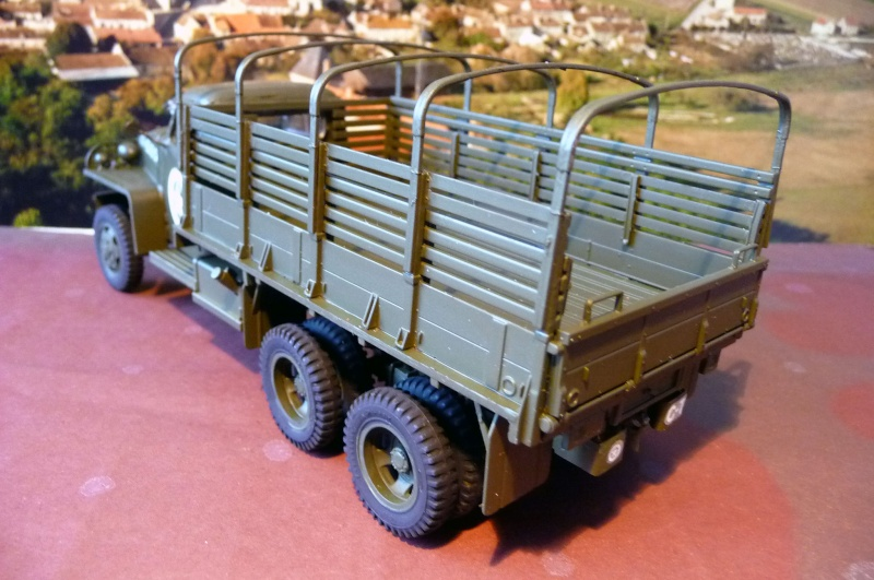STUDEBAKER US 6 WWII army truck P1020012