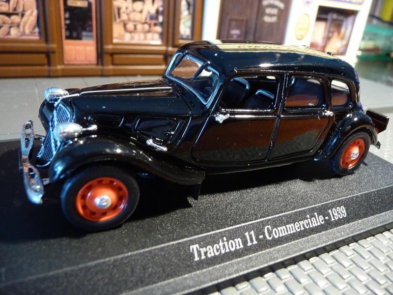 CITROËN 11cv COMMERCIALE 1939 - NOREV 1/43 -  P1030210